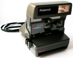Polaroid 636 Close up, 1989-1991 г. № L3T00035MAH