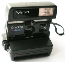 Polaroid 636 Clous up, 1991 г.